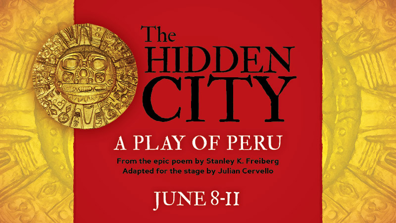 The Hidden City June 8th to 11th